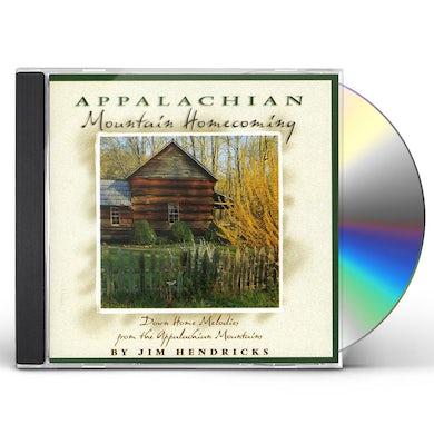 Jim Hendricks APPALACHIAN MOUNTAIN HOMECOMING CD