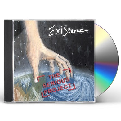 Existance SERIOUS PROJECT CD