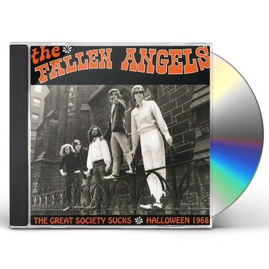 Fallen Angels GREAT SOCIETY SUCKSS: HALLOWEEN 1968 CD