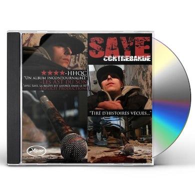 Saye CONTREBANDE CD