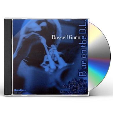 Russell Gunn BLUE ON THE D.L. CD