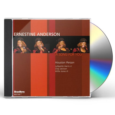 Ernestine Anderson SONG FOR YOU CD