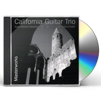 California Guitar Trio MASTERWORKS CD