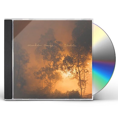 Mandolin Orange BLINDFALLER CD