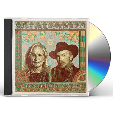 Dave Alvin DOWNEY TO LUBBOCK CD
