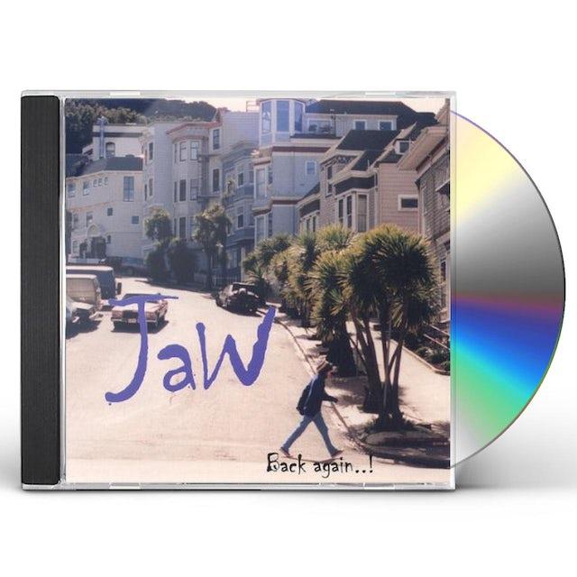 JAW BACK AGAIN CD