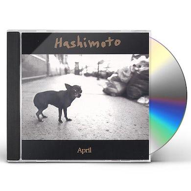 Hashimoto APRIL CD