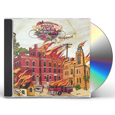 Rose's Pawn Shop ARSONIST CD
