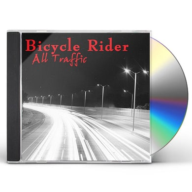 Bicycle Rider ALL TRAFFIC/WHEN WE WERE YOUNG CD