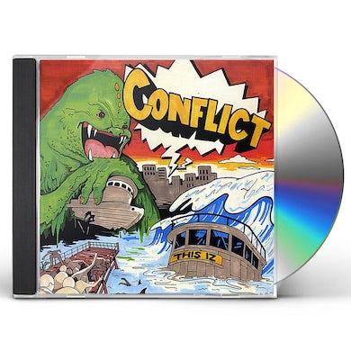 Conflict THIS IZ CD