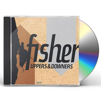 FISHER UPPERS & DOWNERS CD