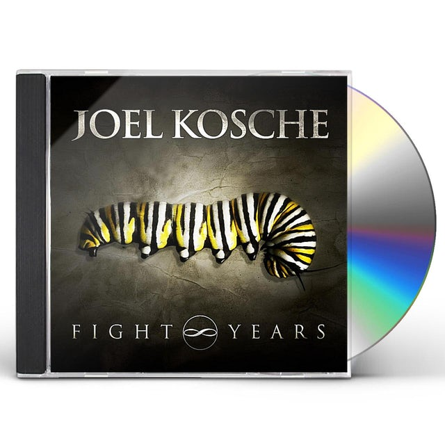 Joel Kosche FIGHT YEARS CD