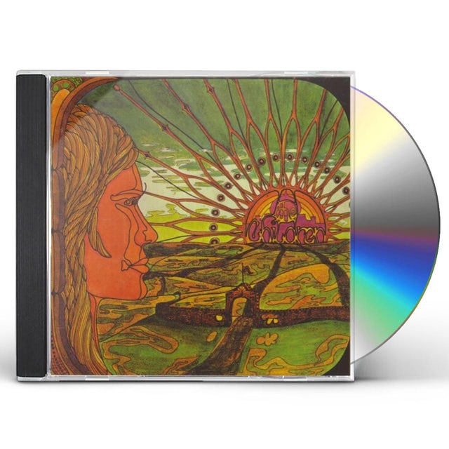 Children REBIRTH CD