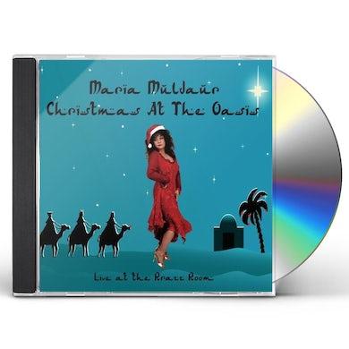 Maria Muldaur CHRISTMAS AT THE OASIS CD