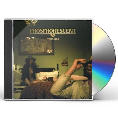 Phosphorescent MUCHACHO DE LUJO CD