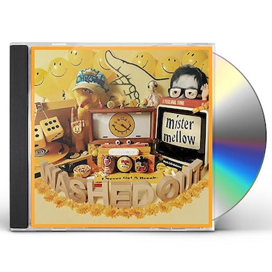 Washed Out MISTER YELLOW CD