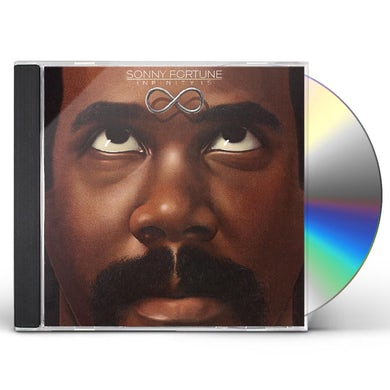 sonny fortune INFINITY IS CD