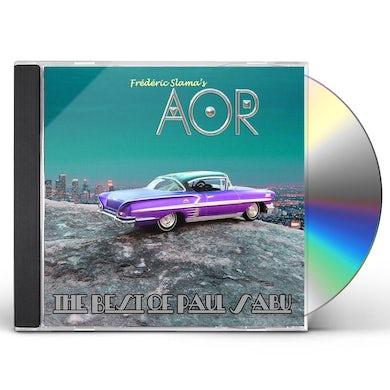 AOR BEST OF PAUL SABU CD
