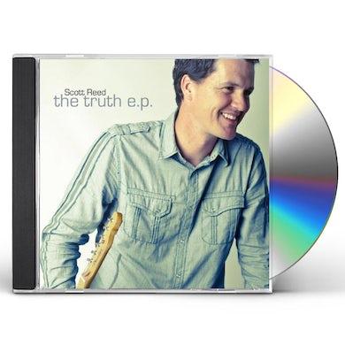 Scott Reed TRUTH E.P. CD