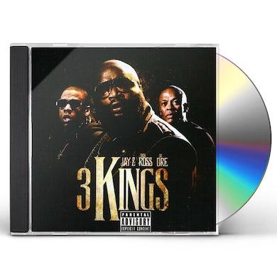 Rick Ross 3 KINGS CD
