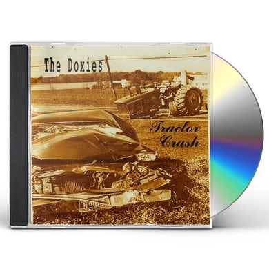 Doxies WEIGHT OF GOLD CD