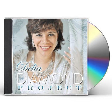 Delia DIAMOND PROJECT CD