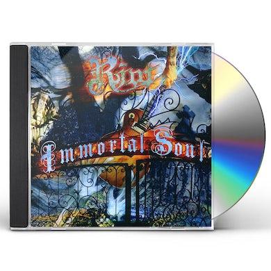 Riot IMMORTAL SOUL CD