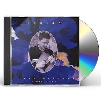 Sean Mcgowan INDIGO CD