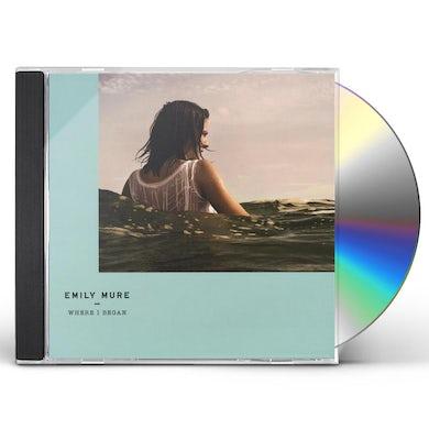 Emily Mure WHERE I BEGAN CD