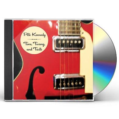 TONE TWANG & TASTE CD