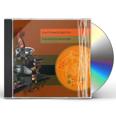 HARMONIC DISORDER CD
