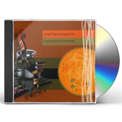Matthew Shipp HARMONIC DISORDER CD