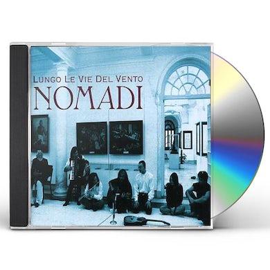 Nomadi LUNGO LE VIE DEL VENTO CD