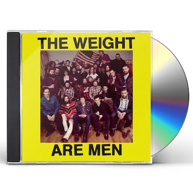 Weight ARE MEN CD