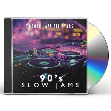 Smooth Jazz All Stars 90'S SLOW JAMS CD