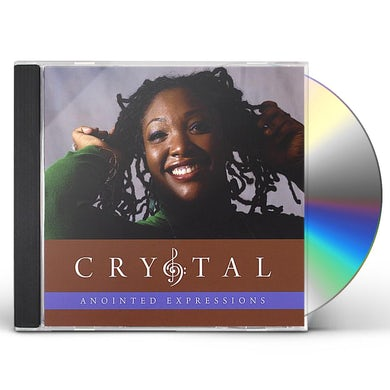 Crystal ANOINTED EXPRESSIONS CD