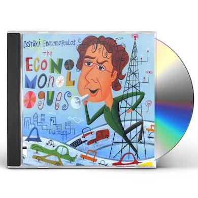 Costaki Economopoulos ECONOMONOLOGUES CD