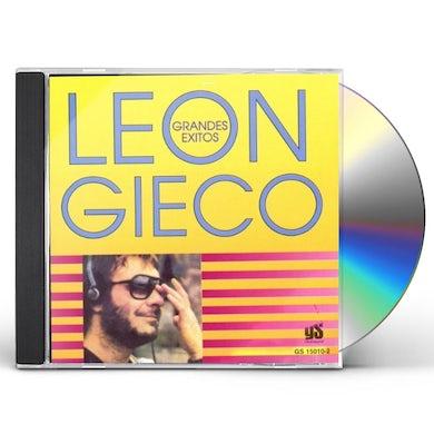 Leon Gieco GRANDES EXITOS CD