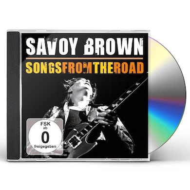 Savoy Brown SONGS FROM THE ROAD CD