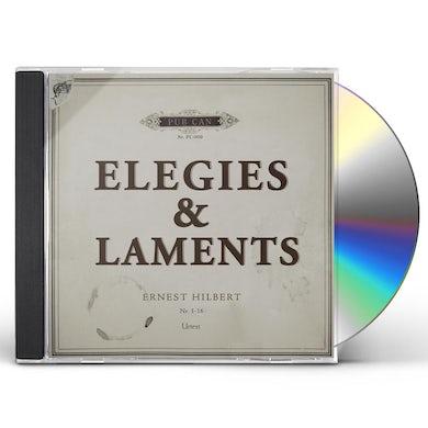 Ernest Hilbert ELEGIES & LAMENTS CD
