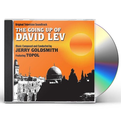 Jerry Goldsmith GOING UP OF DAVID LEV CD