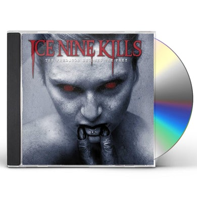 ICE NINE KILLS PREDATOR BECOMES THE PREY CD