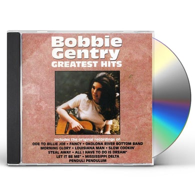 Bobbie Gentry GREATEST HITS CD