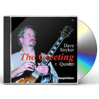 Dave Stryker GREETING CD