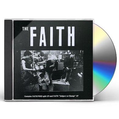 FAITH / VOID SPLIT CD CD