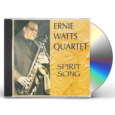 Ernie Watts SPIRIT SONG CD