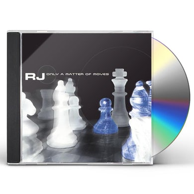 RJ ONLY A MATTER OF MOVES CD