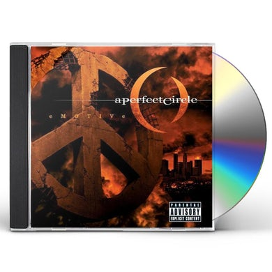 A Perfect Circle EMOTIVE CD