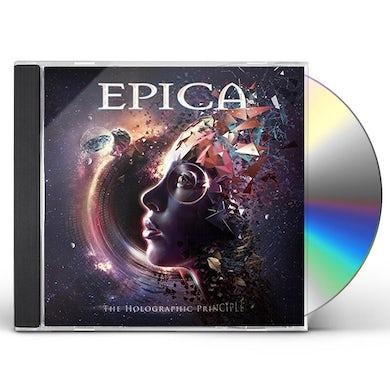 Epica HOLOGRAPHIC PRINCIPLE JEWEL CD