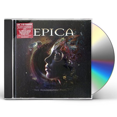 Epica HOLOGRAPHIC PRINCIPLE: EARBOOK CD